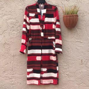 Gorgeous H&M Abstract Print Dress